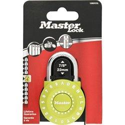 Master Lock 1590EURDCOL Lucchetto, Combinazione...