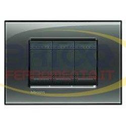 Placca Living Light fumo di Londra LNA4807KF...