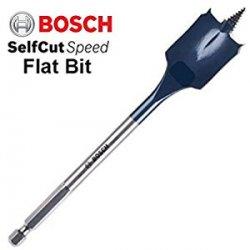 Bosch Selfcut Speed - Punta trapano per legno, 20...