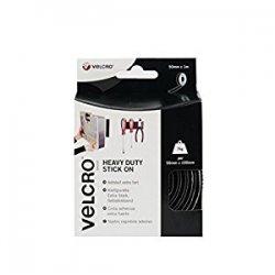 Velcro EC60241 Nastro Extra-Strong, 50 mm x 1 m,...