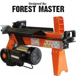 Forest Master 5 Ton Spaccalegna orizzontale con...