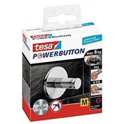 Tesa 59321-00000-00 Powerbutton Gancio Adesivo...