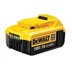 DeWalt, Batteria di ricambio agli ioni di litio, 18 Volt, 4 Ah - DCB182