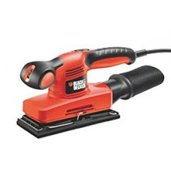 Black and Decker Levigatrice Orbitale Ka320Eka