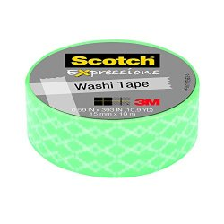Scotch 69 Expressions Nastro Decorativo, Greche...
