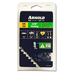 Arnold Hobby 1191-X1-0018 - Catena per motosega,...