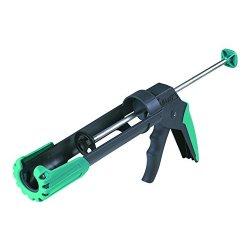 Wolfcraft 4352000 1 mg 200 ERGO meccanica-Pistola per cartuccia di silicone
