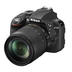 Nikon D3300 Kit Fotocamera Reflex Digitale con...