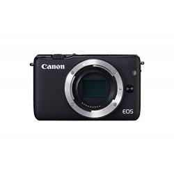 Migliori offerte per Canon EOS M10 Fotocamera Mirrorless 18 Megapixel Nero