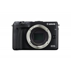 Canon EOS M3 Fotocamera Mirrorless Digitale 24.2...