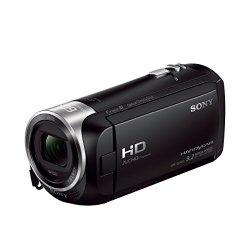 Sony HDR-CX405 Videocamera Handycam, Sensore CMOS...