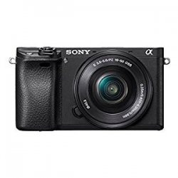 Sony Alpha 6300L Fotocamera Digitale Compatta con...