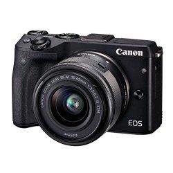 Oggi parliamo di Canon EOS M3 Kit con EF-M 15-45 STM