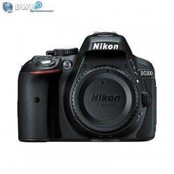 NUOVO NIKON D5300 FOTOCAMERE REFLEX SLR CORPO...