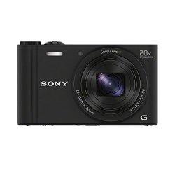Sony DSC-WX350 Fotocamera Digitale Compatta...