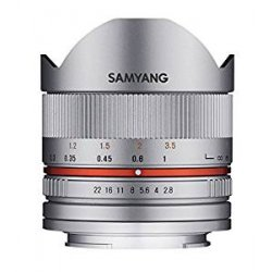 Samyang 8mm F2.8 UMC Fish-eye II