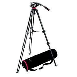 Manfrotto MVK502AM Kit Serie 502 con Testa...