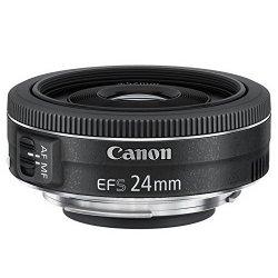 Canon EF-S2428STM Obiettivo Pancake 24mm F/2,8...