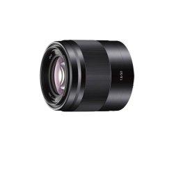 Sony SEL50F18 Obiettivo con focale fissa E 50 mm...