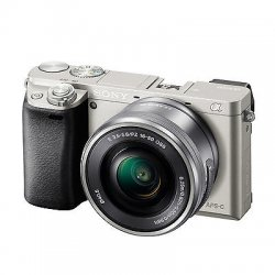 Fotocamera Digitale Mirrorless Sony Alpha a6000 +...