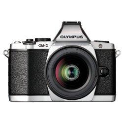 Prezzi incredibili per Olympus OM-D EM-5 Fotocamera Mirrorless Professionale LiveMOS 16 MP Kit