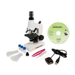 Celestron Microscopio Biologico con Webcam...