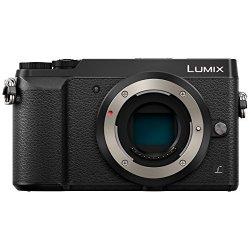 Panasonic Lumix DMC-GX80EG-K Fotocamera...