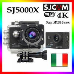 SJ5000X ELITE SJCAM 4K WIFI SPORT CAMERA HD...