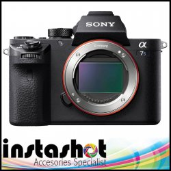Sony Alpha A7S II (ILCE-7SM2) Mirrorless Digital...