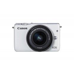 Migliori offerte per Canon EOS M10 Kit Fotocamera Mirrorless con Obiettivo EF-M 15-45 mm 18