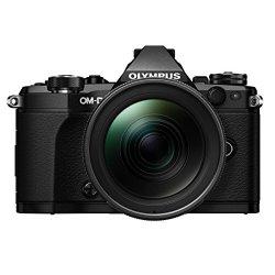 Olympus E-M5II 1240 Kit Fotocamera Professionale OM-D EM5 Mark II con Obiettivo M.Zuiko