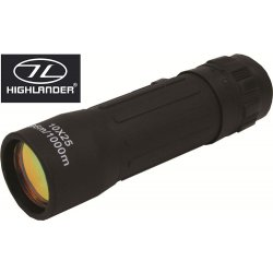 Highlander Telescope Monocular Travel Black...