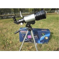 TELESCOPIO MONOCULARE ASTRONOMICO RIFRANGENTE...