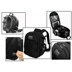 Zaino Reflex Nero per fotocamera SLR e accessori...
