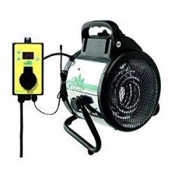 Riscaldatore elettrico a ventola Bio Green Palma...