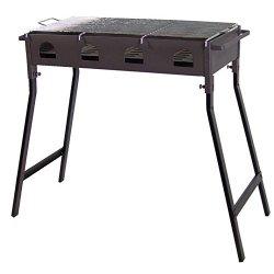 Imex Zorro 71.447 - Barbecue, zincato, 51 x 34 x...