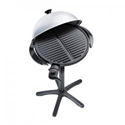 Steba VG 250 BBQ Barbecue con supporto a piede