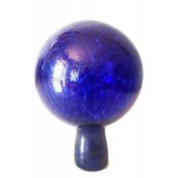 Palla di giardino di vetro colorato, sfera di...