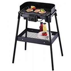 Severin PG 2792 Barbecue-Grill 2500W Nero