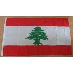 Bandiera Libano - 60 x 90 cm