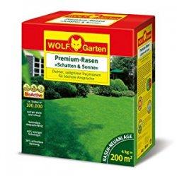 Wolf-Garten Premium Prato per ombra e sole, per...