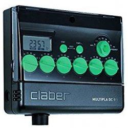 Claber 8060 Multipla® DC 9 V con Display LCD,...