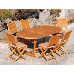 tavolo da pranzo allungabile California cm...