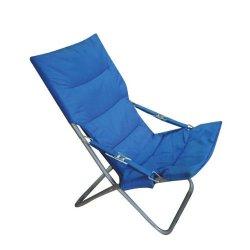 Papillon 8043505 - Blu sedia imbottita rilassarsi...
