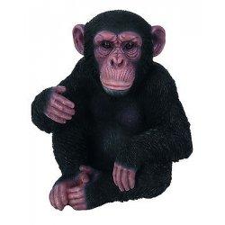 Animali da Giardino in Vetroresina Scimpanzé cm...