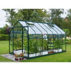 Clear Acrylic Perspex Plastic Shed Window...