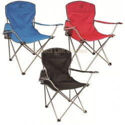 Camping Chair Folds Seat Beach Fishing Home...