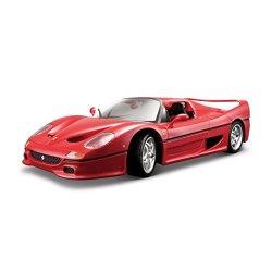 Bburago 18-16004 - Ferrari F50 Modellino, Scala...
