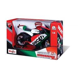 Maisto 32226 - Moto Ducati Desmosedici Modellino,...