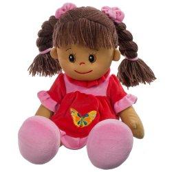 Heunec 470873 - Bambola Lucy con capelli castani,...